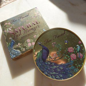 RARE & New Too Faced Natural Lust Satin Bronzer